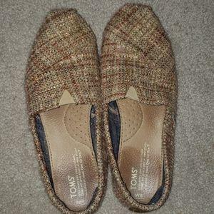 Brown textile Toms